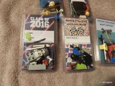 Lego Booster Bricks Mini-Build Minifig Challenge GET All 5 Lego Men Lot