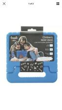 Trendz Amazon Fire 7inch Kids Bumper Case Blue including Screen Protector - Blue