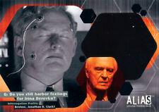 Alias Season1 Double Agent Card D3