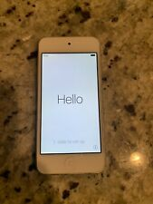 Apple iPod Touch 5th Generation 16GB - Silver/White- READ DESCRIPTION