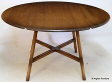 Ercol Drop Leaf Dining Table Golden Dawn Finish FREE Nationwide Delivery