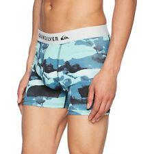 Quiksilver Boxer poster m Bxbr Bsg6 Moroccan Blue Camo XL
