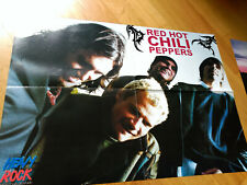 RED HOT CHILI PEPPERS MEGA RARE LOT 3 POSTER SET FROM SPANISH MAGAZINE