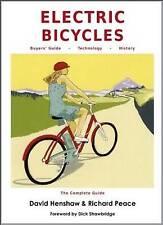 Electric Bicycles, David Henshaw, Richard Peace, New