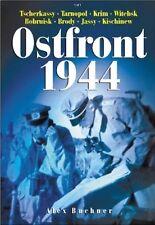 Ostfront 1944: Tscherkassy, Tarnopol, Krim, Witebsk, Bob | Book | New - Deutsch