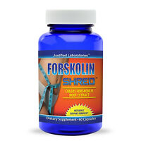 Pure Forskolin Trim Shred Coleus Forskohlii Root Extract 125mg  Diet Weight Loss