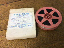 Vintage Rare Collectable 1970s Ansett Airlines DC9 Commercials on 8mm Film