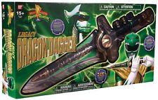 Bandai Legacy Dragon Dagger Mighty Morphin' Power Rangers Green Ranger Cosplay