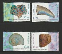 Australia 2020 : Opalised Fossils -Stamps - Design set, Mint Never Hinged
