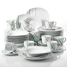 Modern Kitchen Dinnerware Dinner Set Plates Bowls Crockery Dining Service Gift