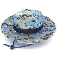 49573f2f3667c 40 Styles Bucket Hat Boonie Hunting Fishing Outdoor Wide Brim Camo Sun Cap