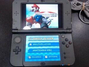 NINTENDO NEW 3DS XL HANDHELD RED-001 (AO1044518)