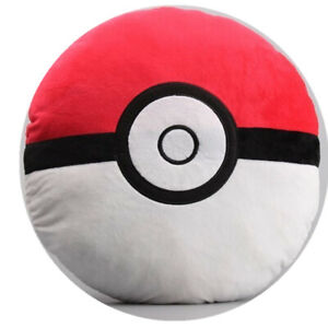 Pokémon Go Pokeball Plush 33cm Cotton Pillow Stuffed Soft Toy Free Shipping AU
