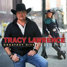 Tracy Lawrence - Greatest Hits: Evolution [New CD]