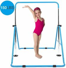 Horizontal Bar Junior Kids Training Bar Gymnastics Indoor Sports Gift Adjustable