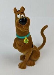 90's Mattel Barbie Scooby Doo Flocked Scooby-Doo