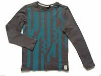 Mexx Boy`s Top Grey Long Sleeve Size 10-12 YEARS