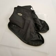 ARUNNERS Rain Shoe Covers Waterproof Boots Basic Series Black X-Large