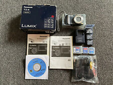 Panasonic Lumix DMC-TZ4 8.1 Megapixel Digital Camera  MADE IN JAPAN