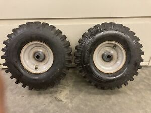 Troybuilt snowblower Rims & Tires