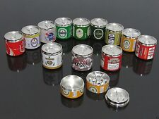 Little Beer Can Herb/ Spice Grinder 4 Piece Design NEW!