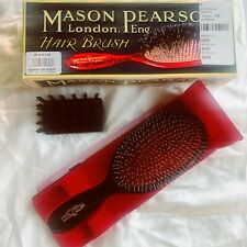 Mason Pearson Pocket Bristle Hair Brush Fine Thinning Luxury NWB $140
