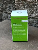 GOLDFADEN MD - Bright Eyes - Dark Circle Radiance Concentrate 0.5 fl oz NEW BOX