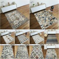 Modern Premium Hand Carved Durable Frieze Deep Pile Long Runner Carpet Rug Mat