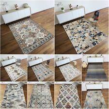 Modern Premium Hand Carved Durable Frieze Deep Pile Long Runner Carpet Rug Mat