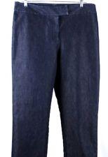 Chaus Denim Womens Dress Slacks Pants Career Work Size 12