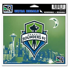 Seattle Sounders FC MLS WinCraft Sports Removable Ultra Decal / Bumper Sticker