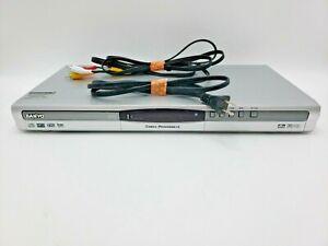 Sanyo Cinema Progressive DWM-395 DVD Player Tested & Working No Remote