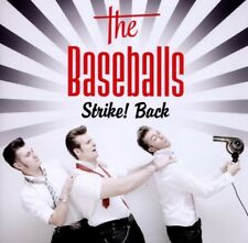 "THE BASEBALLS ""STRIKE! BACK"" 2 CD NEW+"