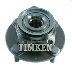 Wheel Bearing and Hub Assembly Front Timken HA590285 fits 07-11 Nissan Versa