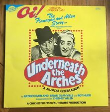 Underneath The Arches: The Flanagan and Allen Story - Original London Cast UK LP
