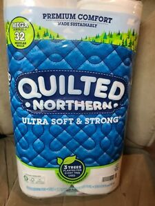 Quilted Northern Ultra Soft & Strong - 8 mega rolls