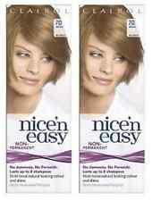 Clairol Nice N Easy Loving Care Hair Color, #70 Beige Blonde (2 Pack)