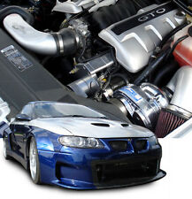 Pontiac GTO LS2 Procharger F-1D F-1 F-1A Supercharger Intercooled Race Serp