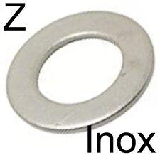 RONDELLE plate Z étroite - INOX A2 - M2 (25)