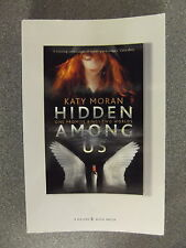 Hidden Among Us by Kate Moran * Proof * P/B pub Walker £3.25 Uk Post *