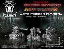 HITECH MINIATURES - 28SF067 Annihilator Ceta Horder HX-5-L 28mm *Warhammer 40k*