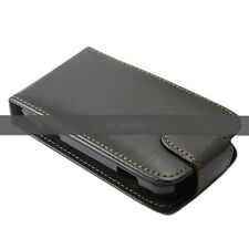 Billetera Polipiel Funda Capirotazo con Tapa Negro Samsung GT-S7250 Wave M 725