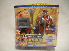 Rescue Heroes Voice Tech Video Mission Matt Medic Factory Sealed!
