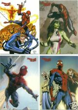 2009 SPIDERMAN ARCHIVES MARVEL COMIC TRADING CARD SET