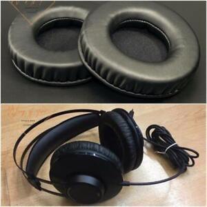Soft Leather Ear Pads Foam Cushion EarMuff For AKG K52 K72 K92 Headphones