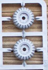 40K Space Marines Bike Wheels Tire Bits 1 Bitz