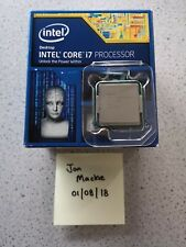 Intel Core i7-4770K 4770K - 3.5GHz Quad-Core (BX80646I74770K) Processor