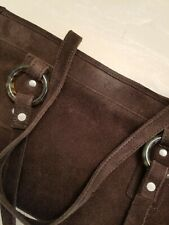 Vintage Old Navy 100% Genuine Leather/Suede Purse