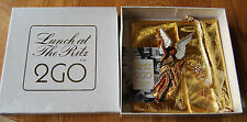 Lunch At The Ritz LATR 2GO Angel Pin or Brooch & Enhancer Box & Papers