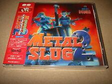 METAL SLUG 2 / SNK Original SOUNDTRACK CD